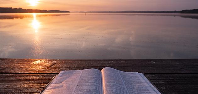 Bibel ved vand