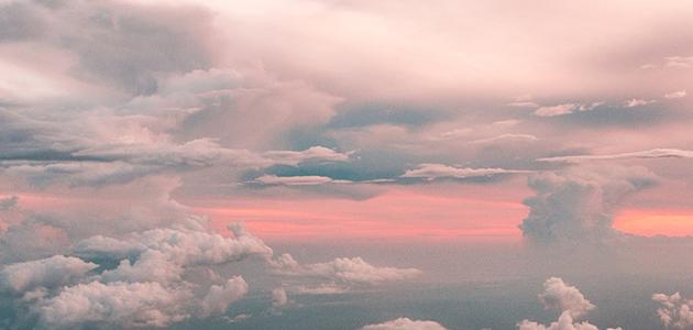 Himmel og skyer af Kenrick Mills