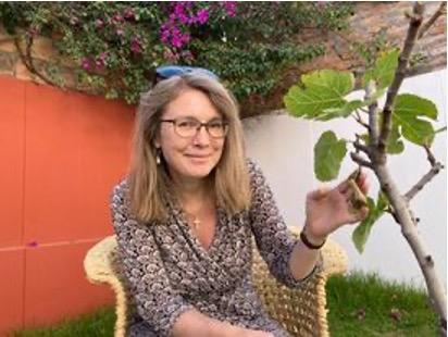 Lise med figentræ